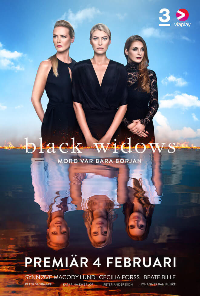 Black Widows – säsong 2