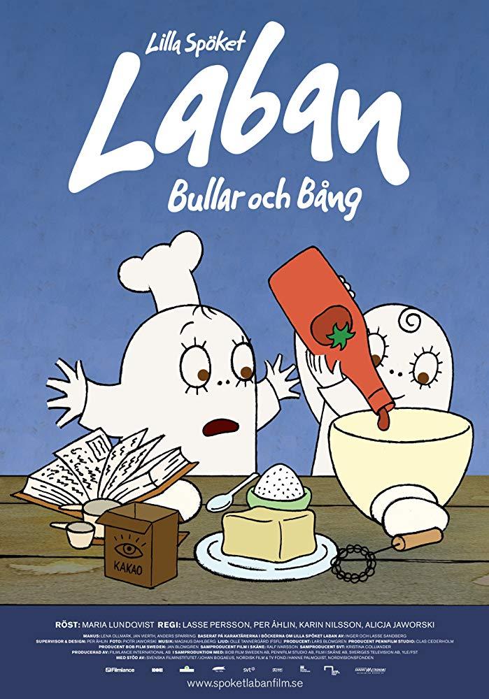 Lilla spöket Laban – Bullar och Bång