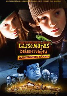 LasseMajas Detektivbyrå – Kameleontens hämnd