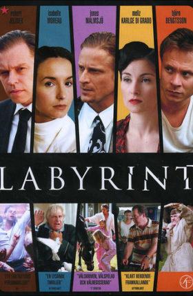 Labyrint Svt Dvd